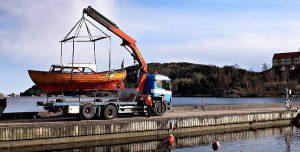 G8 Lastebilkran +G11 @ Stathelle | Telemark | Norge